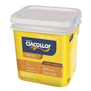 Ciaflex Impermeabilizando 6 em 1 Balde 20kg Branco