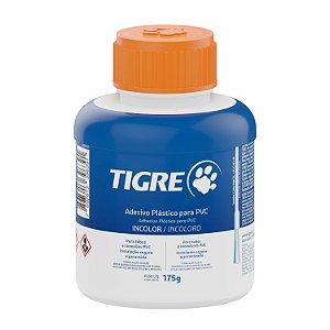 Adesivo Plástico para Pvc Incolor 175g Tigre