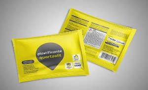 Aditivo Plastificante Sache 100 Ml Quartzolit (similar Vedalit)