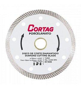 Disco Corte Porcelanato 110mm- Cortag
