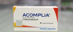 Acomplia rimonabant 20mg 28 comp