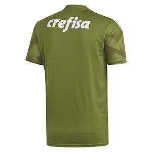 Camisa Palmeiras Uniforme 3 Verde 2018 Original Adidas zoom 17812913a3a3c