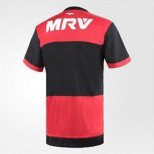 Camisa Flamengo 2017 Listrada adidas Original zoom fda47612a44ff