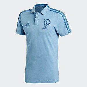 53cabb907b Camisa Polo Palmeiras adidas Cotton Original