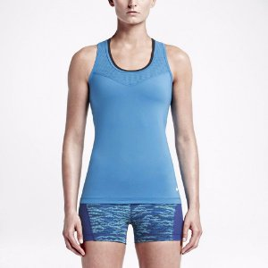 Camiseta Regata Nike Feminina Hypercool Original zoom d12d699774b