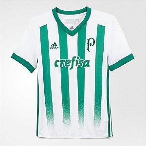 Camisa Infantil Palmeiras 2017 adidas 2 Original zoom 26684addf1e8f