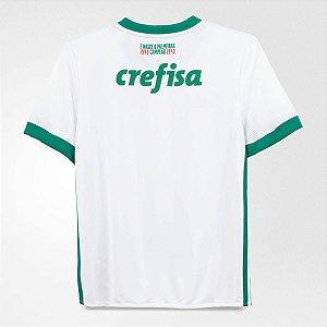 Camisa Infantil Palmeiras 2017 adidas 2 Original 797e82f7ca0af