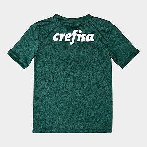 Camisa Infantil Palmeiras 2018 Adidas Uniforme 1 Original zoom cd76341e06660
