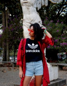 Camiseta Bandidas
