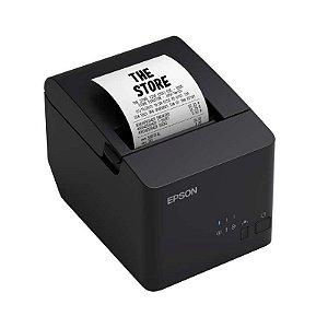 Impressora Térmica Epson TM-T20X, Não Fiscal, USB, Guilhotina