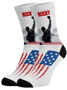 Rocky meias divertidas e coloridas