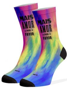 Meias Fun - Mais amor por favor