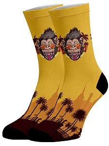 Meias Fun - Monkey