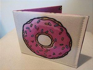 Carteira Fun Donuts