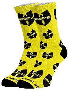 Wu Tan meias divertidas e coloridas