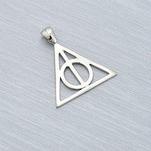 Pingente Relíquias da Morte Harry Potter