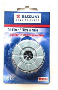 Filtro de Óleo Original - Suzuki Ozark 250 e QuadRunner 160
