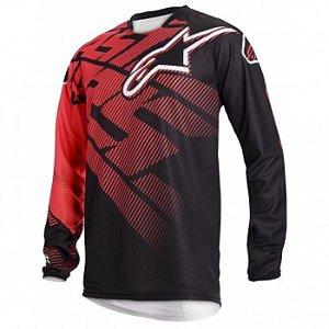 Camisa Racer Alpinestars Vermelha