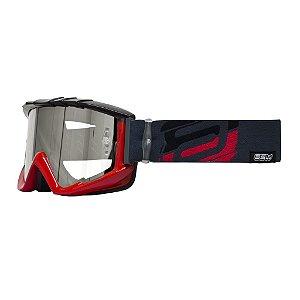 Óculos ASW A3 Fusion - Vermelho/Cinza