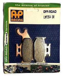 Pastilha de Freio Suzuki Kingquad 450 e 750 (2008 em diante) - AP Racing