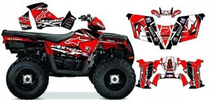 Kit Gráfico Polaris Sportsman 570 - Alpinestars