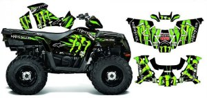 Kit Gráfico Polaris Sportsman 570 - Monster