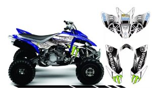 Kit Gráfico Yamaha YFZ 450R - GYT-R/Monster