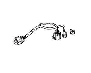 Fiação Secundária Para-lama Traseiro Honda Fourtrax 420 (2008 até 2013)