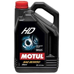 Óleo De Câmbio Diferencial para Honda Fourtrax 420 - Motul HD 80w90 2L