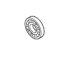 Rolamento Esfera Transmissão Final Traseira Honda Fourtrax - (2008 até 2019)