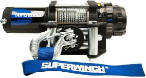 Guincho Elétrico para Quadriciclo - Superwinch  A 3500lbs