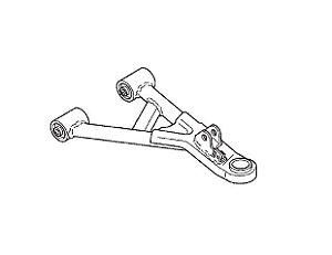 Braço Superior Fourtrax (Tração 4x4) 420cc (2008 até 2013)