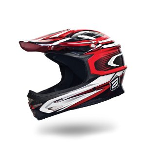 Capacete ASW Bike Extreme - Vermelho