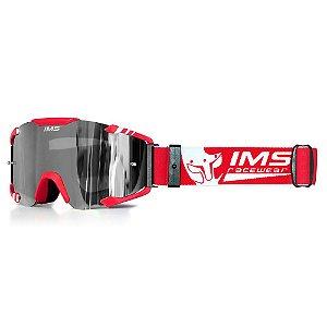 Óculos IMS Prime - vermelho
