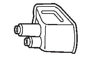 Tampa Esq. do Guidão  Honda Fourtrax 420 (2008 até 2019)