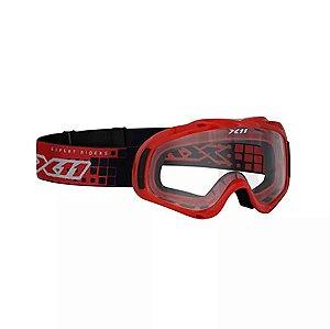 Óculos MX2 Ramp  X-11 - Vermelho