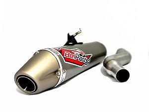 Escapamento Esportivo Bel Parts - Fourtrax 420cc (2008 - 2013)