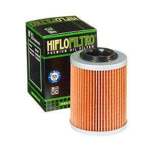 Filtro de Óleo Quadriciclo e UTV Can-am (Vários Modelos) - HifloFiltro