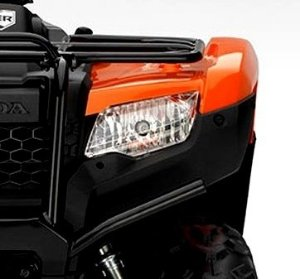 Farol Esquerdo Honda Fourtrax 420 (2014 até 2019)
