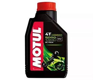 Óleo de Motor para Quadriciclo Honda - MOTUL 5100 10W-30 4T 1Litro