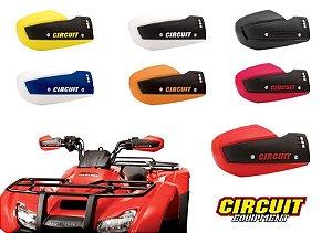 Protetor de Mão Circuit Alloy para Vários Modelos de Quadriciclo