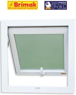 MAXIM-AR 1 SEÇÃO EM PVC iTEC- TERMOACÚSTICA BRANCO BRIMAK