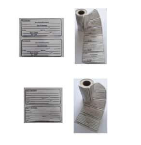 1000 Etiquetas Adesivas Remetente / Destinatário 500 De Cada