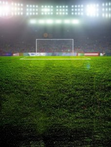 Fundo Fotografico - Futebol (1,50 x 2,10 metros)