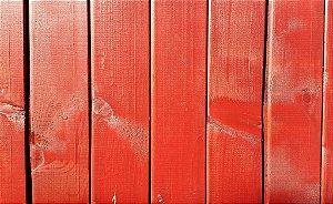 Fundo Fotografico - Madeira Vermelha (1,50 x 2,10 metros)