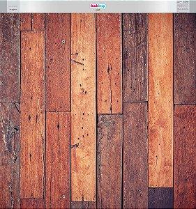 Fundo Fotografico - Chão de Madeira Flex (1,50 x 1,60 metros)