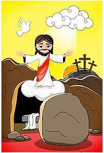 Fundo Fotografico - Cristo (1,50 x 2,10 metros)