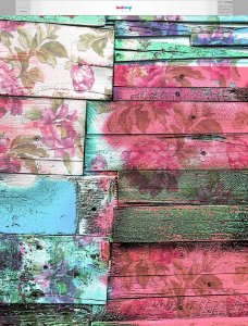 Fundo Fotografico - Print Wood 3 (1,60 x 2 metros)