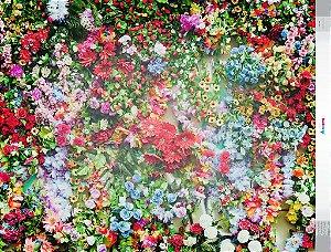 Fundo Fotografico - Multi Floral (1,60 x 2 metros)