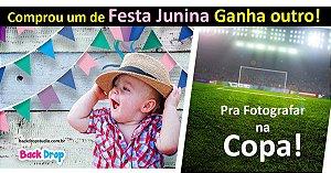 Fundo Fotografico - Junina 8 (1,50 x 2,10 metros)